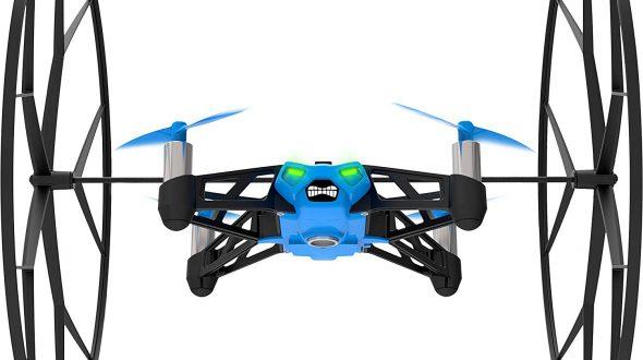 Quadrocopter-Drohne mit Kamera zum kleinen Preis